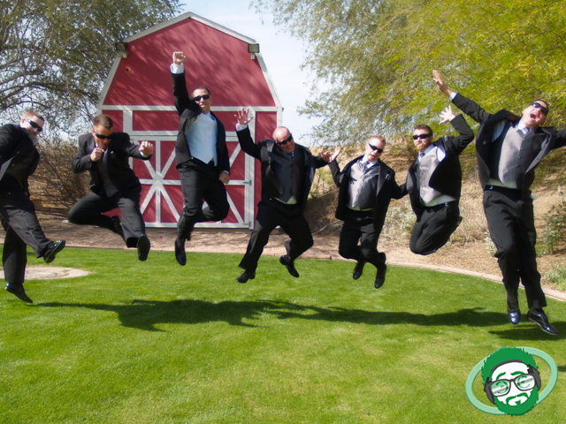 The Plank Wedding