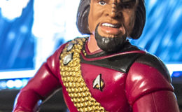 What's Worf Doing On My GoPro?
