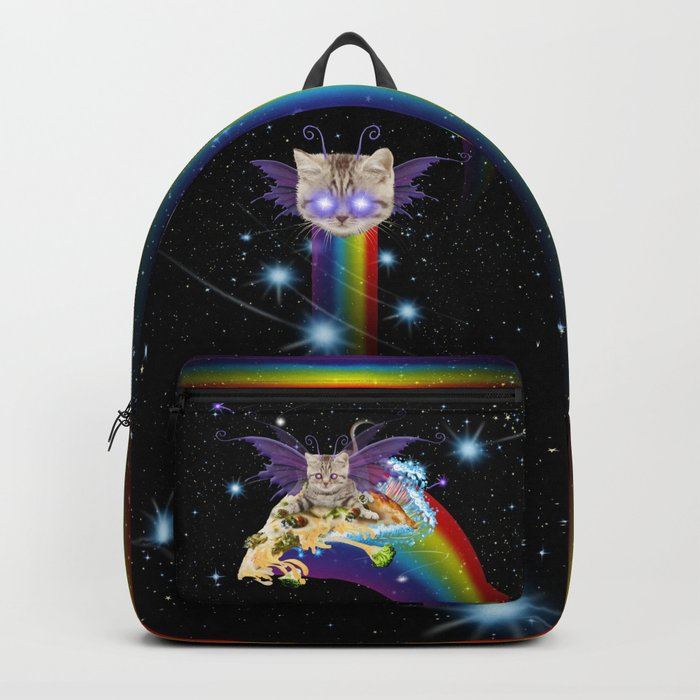 cat-fairy-riding-broccoli-pizza-in-space-backpacks
